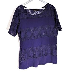 The Limited | Lace Top
